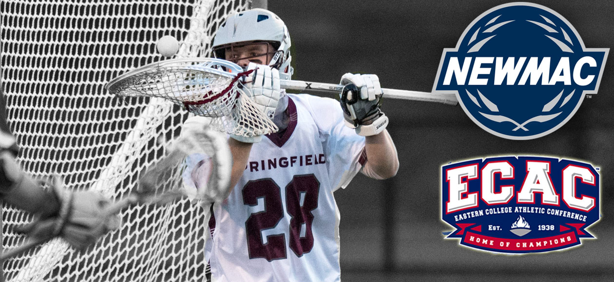 Reynolds Garners Conference and Regional Men's Lacrosse Weekly Honors