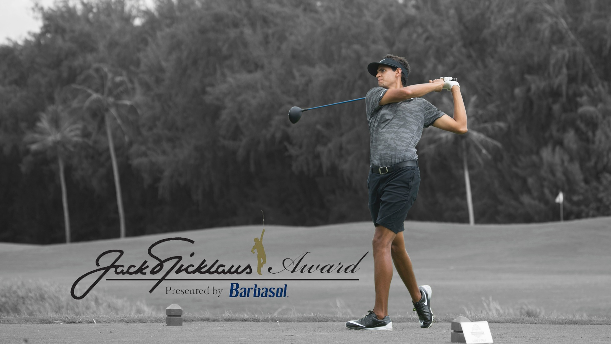 Nicolas Herrera was named a finalist for the 2017 Jack Nicklaus National Player of the Year Award.