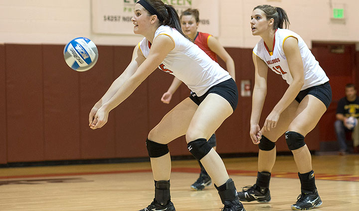 Final Weekend Of Regular-Season Play At Home For Bulldog Volleyball