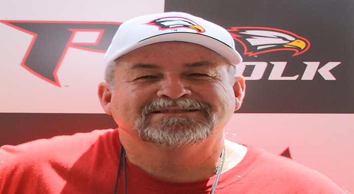 Polk State Athletic Director Receives State Baseball Award