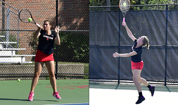 Foresters Pick Up Two More Titles on Final Day of MWC Individual Tournaments