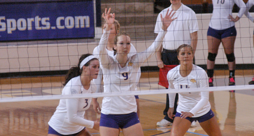 Tech concludes regular season with a pair of pivotal matches