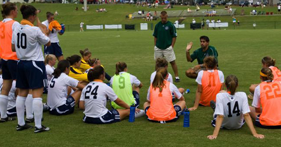 GCSU Soccer Camps Start June 12