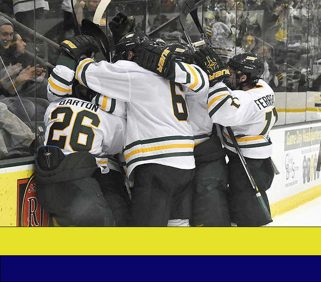 Throwback Thursday: Lakers win 2007 ice hockey national championship