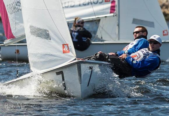 NEISA Recognizes CGA Sailors for Excellence in Competition