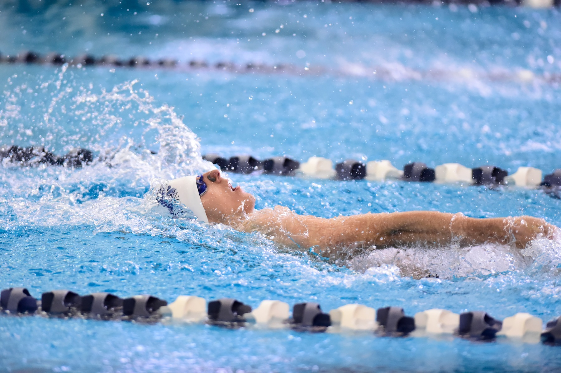 Patterson Named CSCAA Scholar All-America Honorable Mention