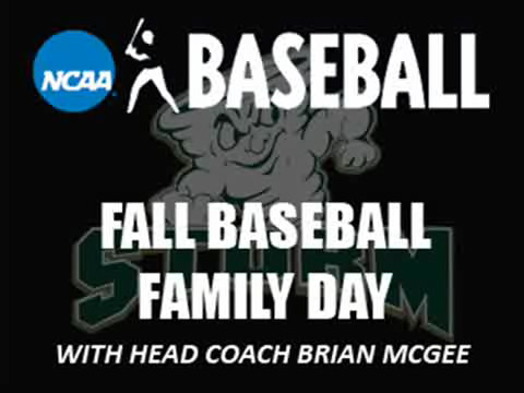 Storm Baseball Holds Annual Fall Family Day (VIDEO)