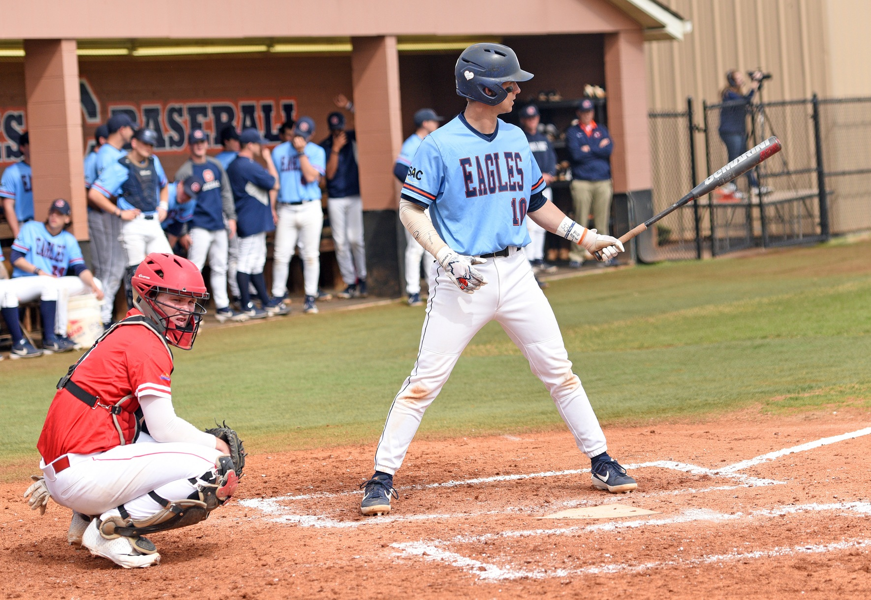 No. 18 Indians spoil Sharpe's four-hit day