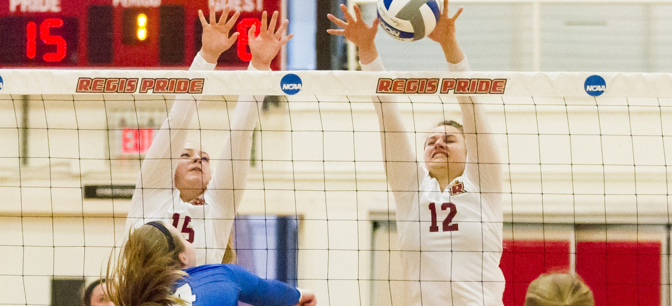 Faber, Veasey Post Career Highs, Women's Volleyball Falls At Brandeis