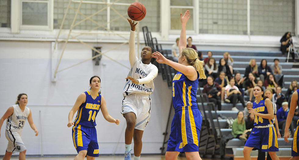Basketball Falls to Worcester State in Home Opener