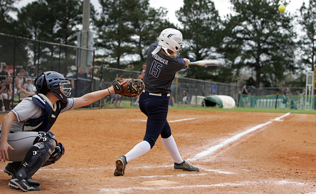 Thunder Split Doubleheader at Case Western Reserve