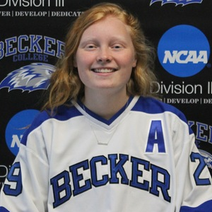 Clare Conway, Becker College