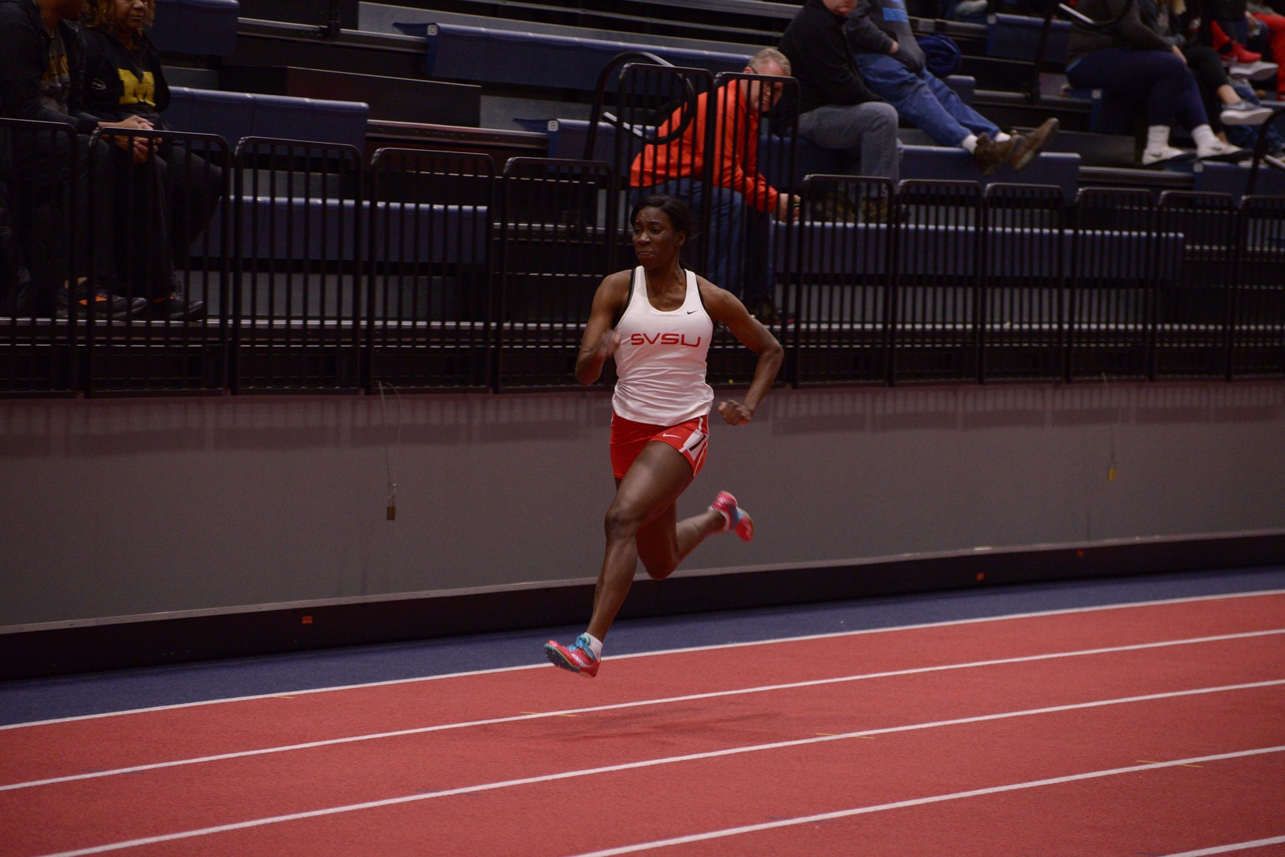 Cardinals round-out competition at GVSU Big Meet