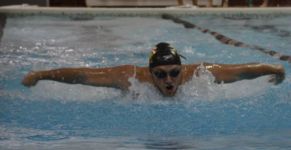 Select Swimming Athletes Head to Navy to Represent UMBC for the 2014 ECAC Championships