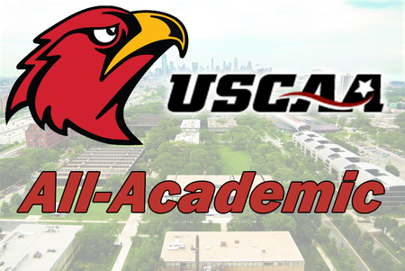 Ten Scarlet Hawks Named USCAA Non-Sport All-Academic