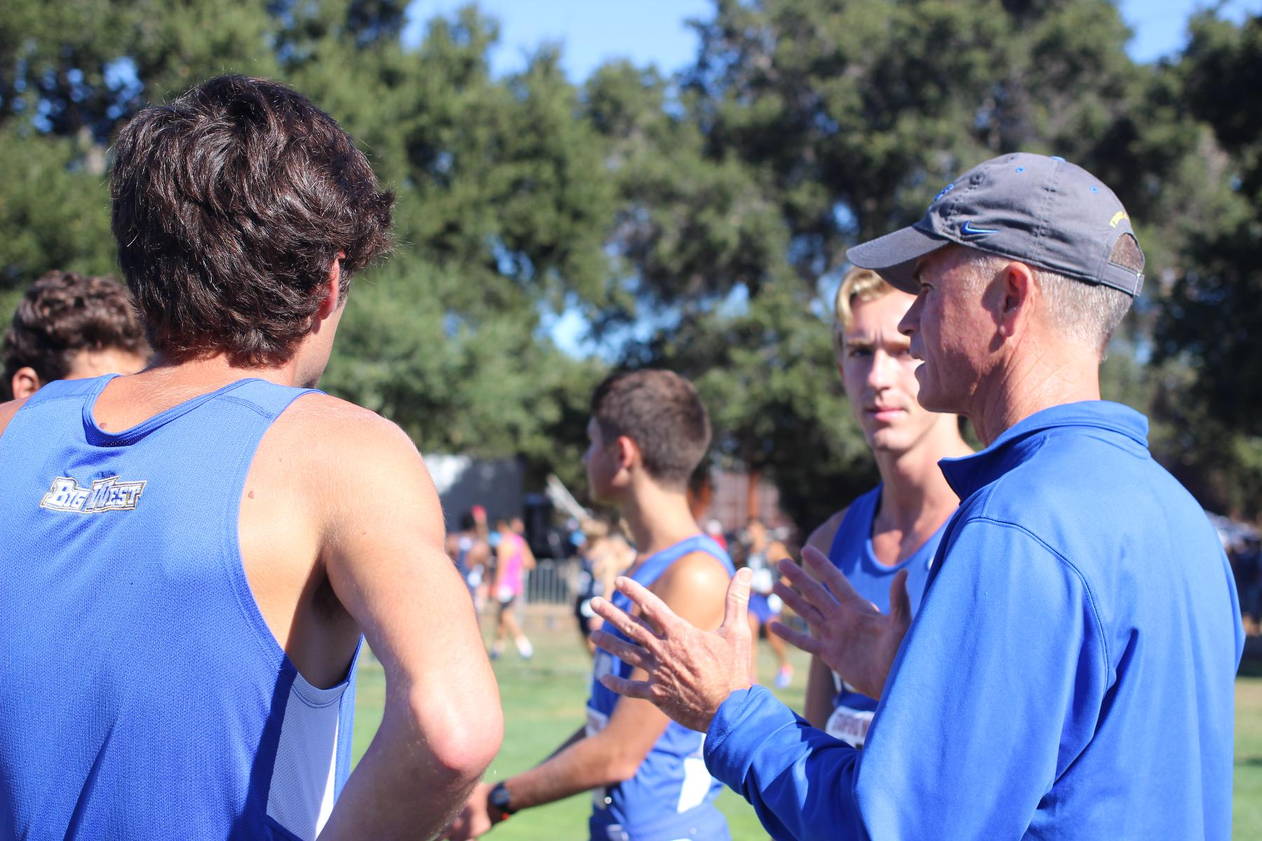 Gauchos Head to Santa Clara for Final Pre-Conference Test
