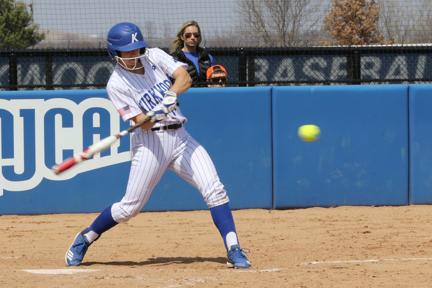 Hocker, Bouman toss shutouts for KCC