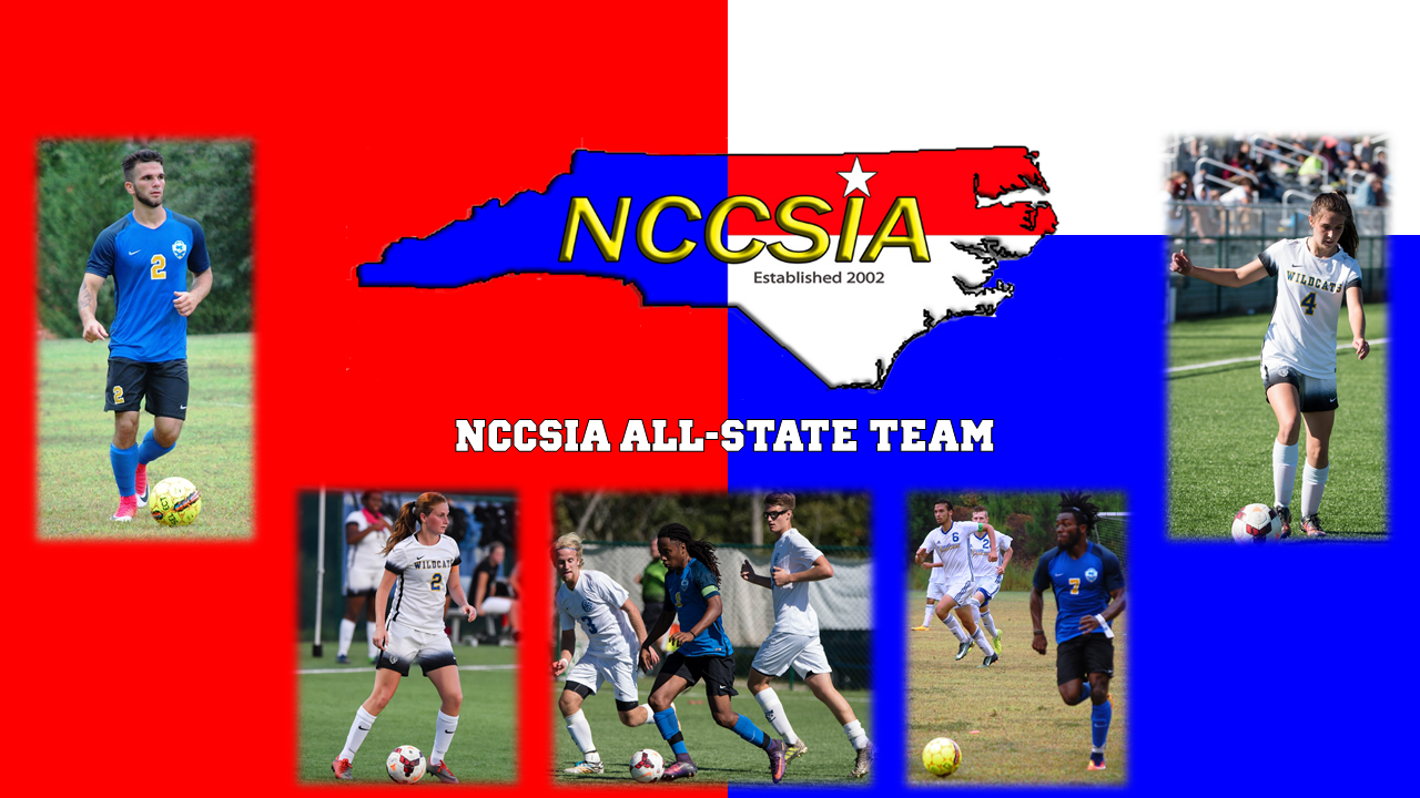 Wildcats Place Five on NCCSIA All-State Soccer Teams