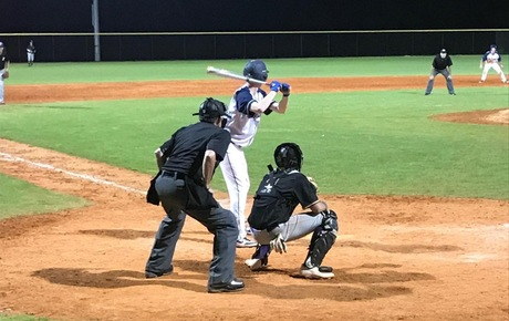 Lindeman Grand Slam Lifts Lions to Victory in Nightcap