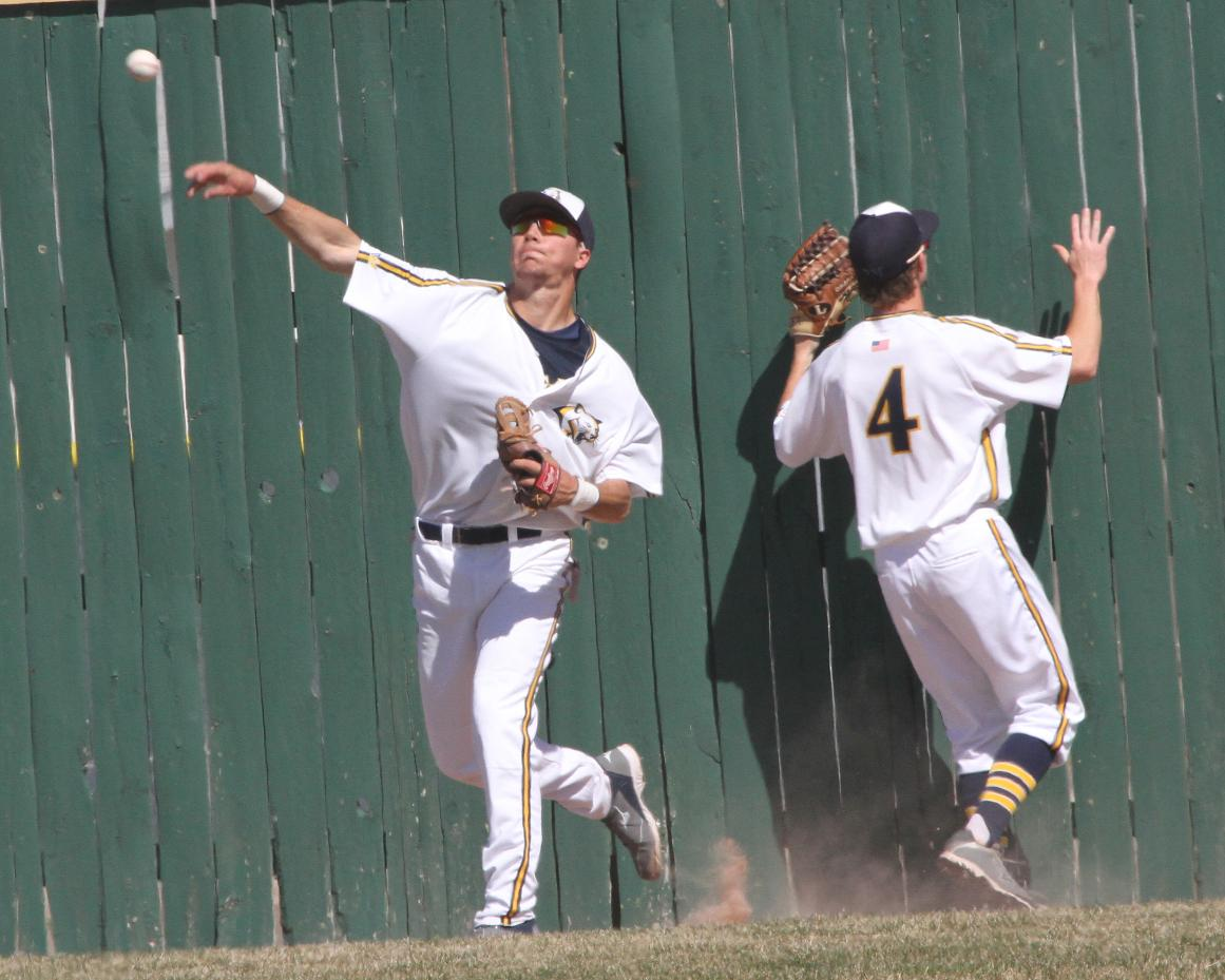 Otero Home Baseball Western Nebraska College