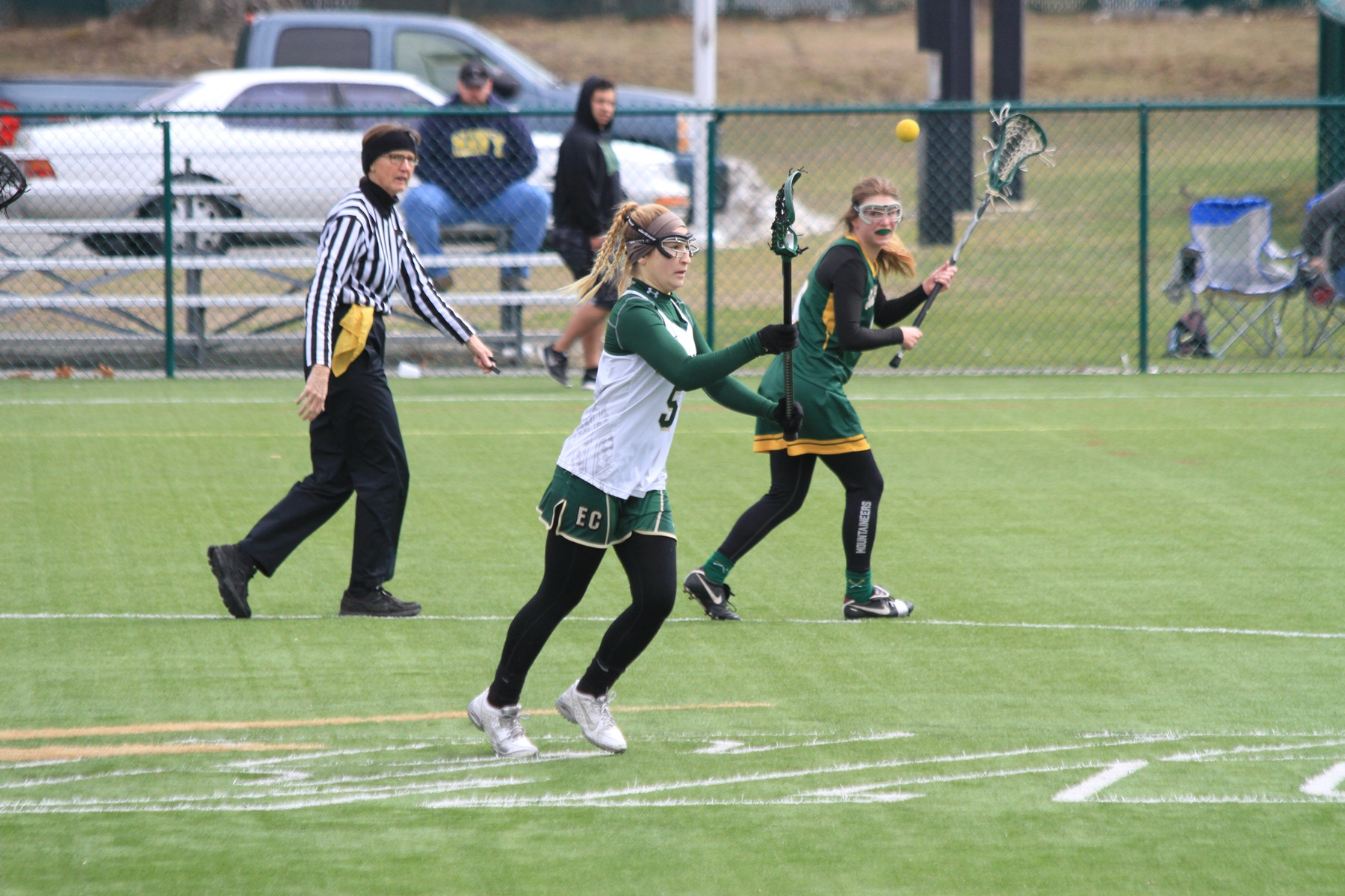 Women's Lacrosse Earns Trip To NECC Title Game