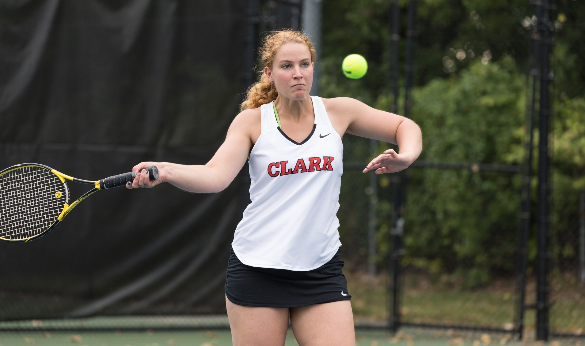 Clark Cruises to Victory Over Worcester State