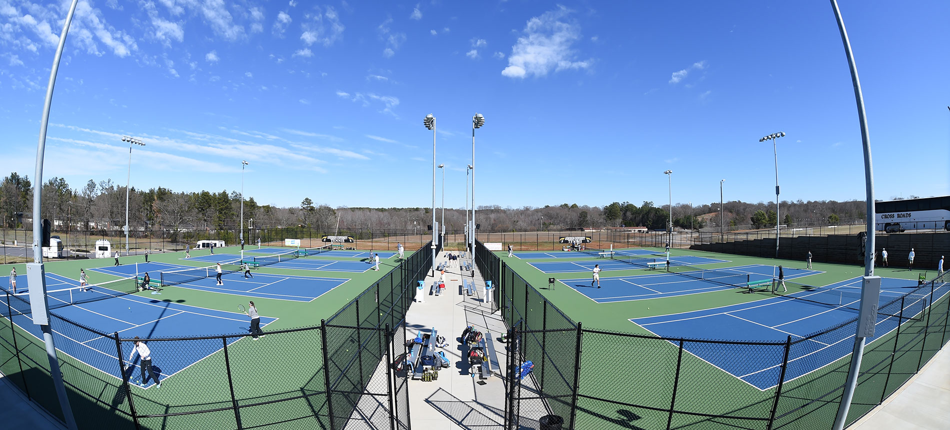 Men's and Women's Tennis 2018-19 Schedule Has Been Released