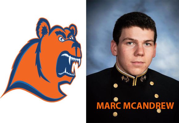 Bears Land 8 on NEWMAC All-Academic Teams