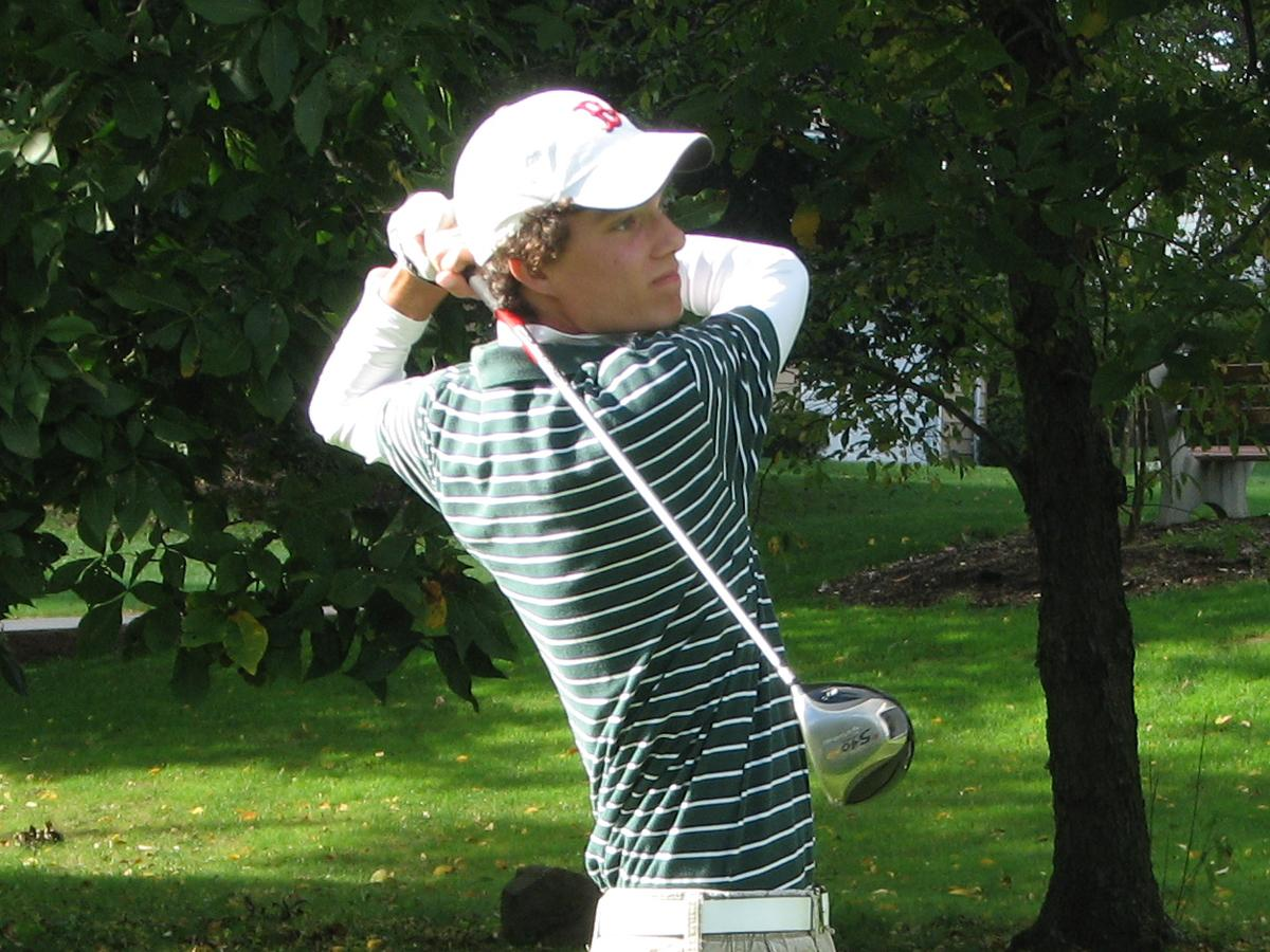 Beloin Named Northeast Conference Golfer of the Week