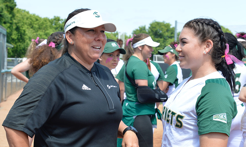 SOFTBALL'S VICKY RIOS ELEVATED TO ASSOCIATE HEAD COACH