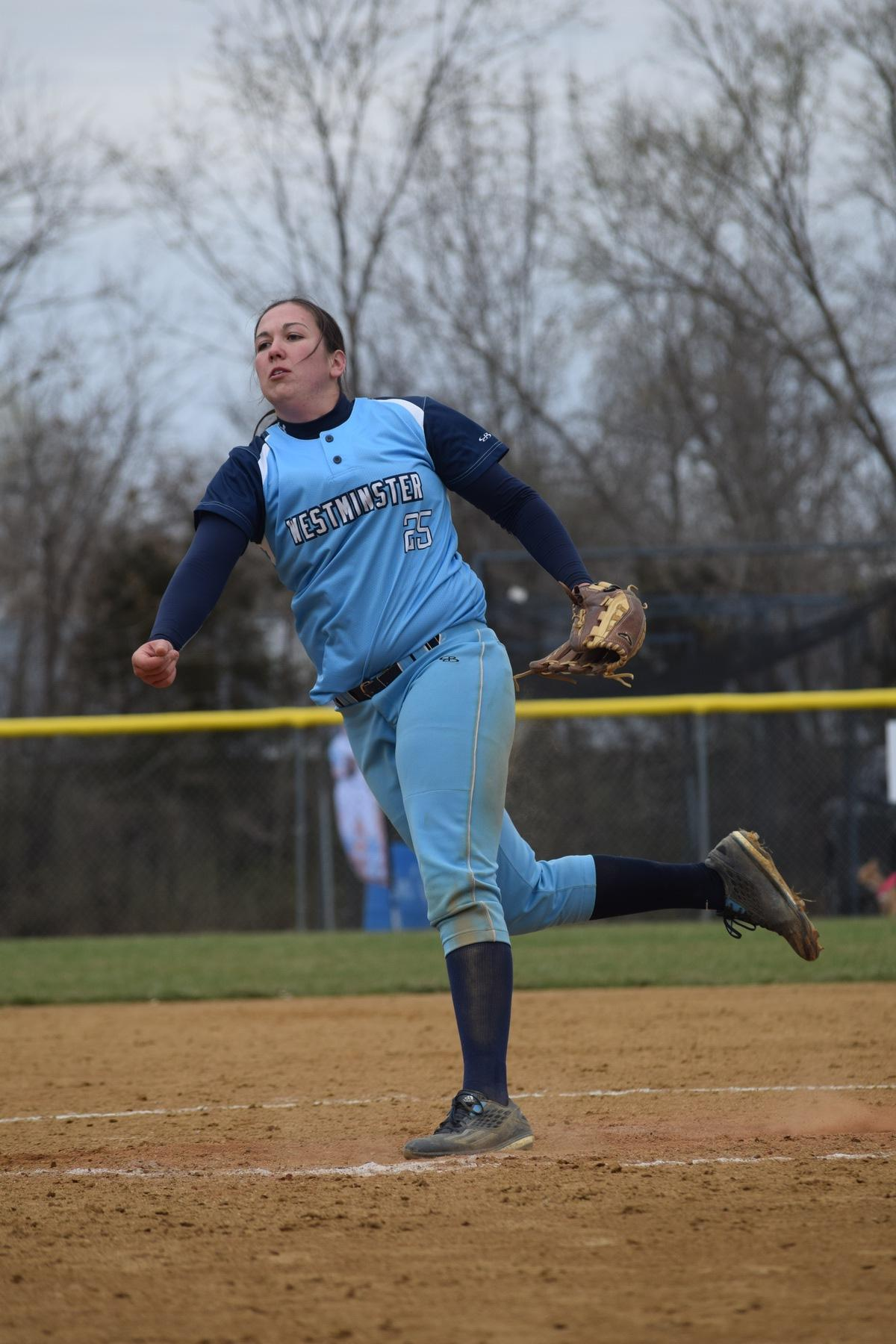 Hahn and Vaughn Lead Blue Jays to Sweep Over Spalding