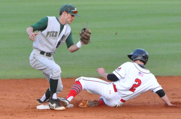 Baseball: Piedmont takes first game of USA South series from Panthers, 11-6
