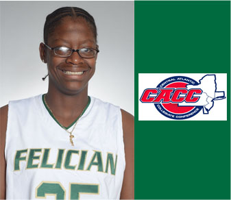 Lyles Named CACC Defensive Player Of The Week