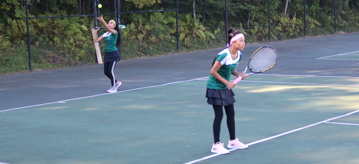 Husson sweeps Hornet women's tennis in non-conference matchup