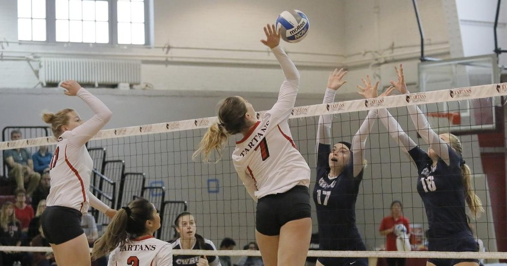 Tartans Top Brockport in Final Home Match