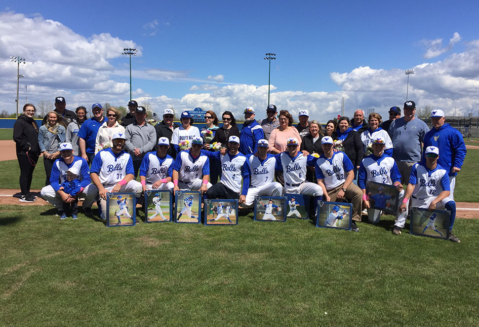 Bulls Blanked By Ohio On Senior Day, 3-0