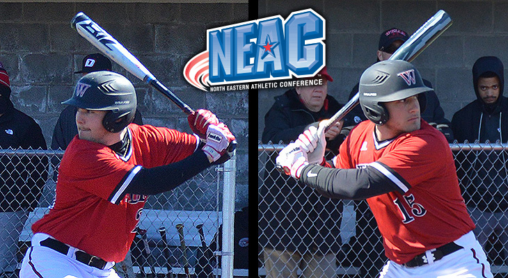 Wells College Baseball Places Two On All-NEAC Teams