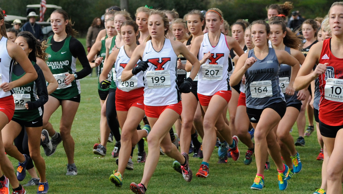 2017 YSU Cross Country season in review
