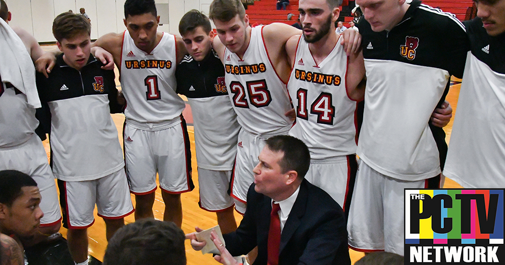 Men's Hoops vs. Muhlenberg to Air on PCTV