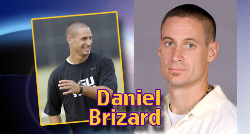 Daniel Brizard named as new Golden Eagle soccer coach