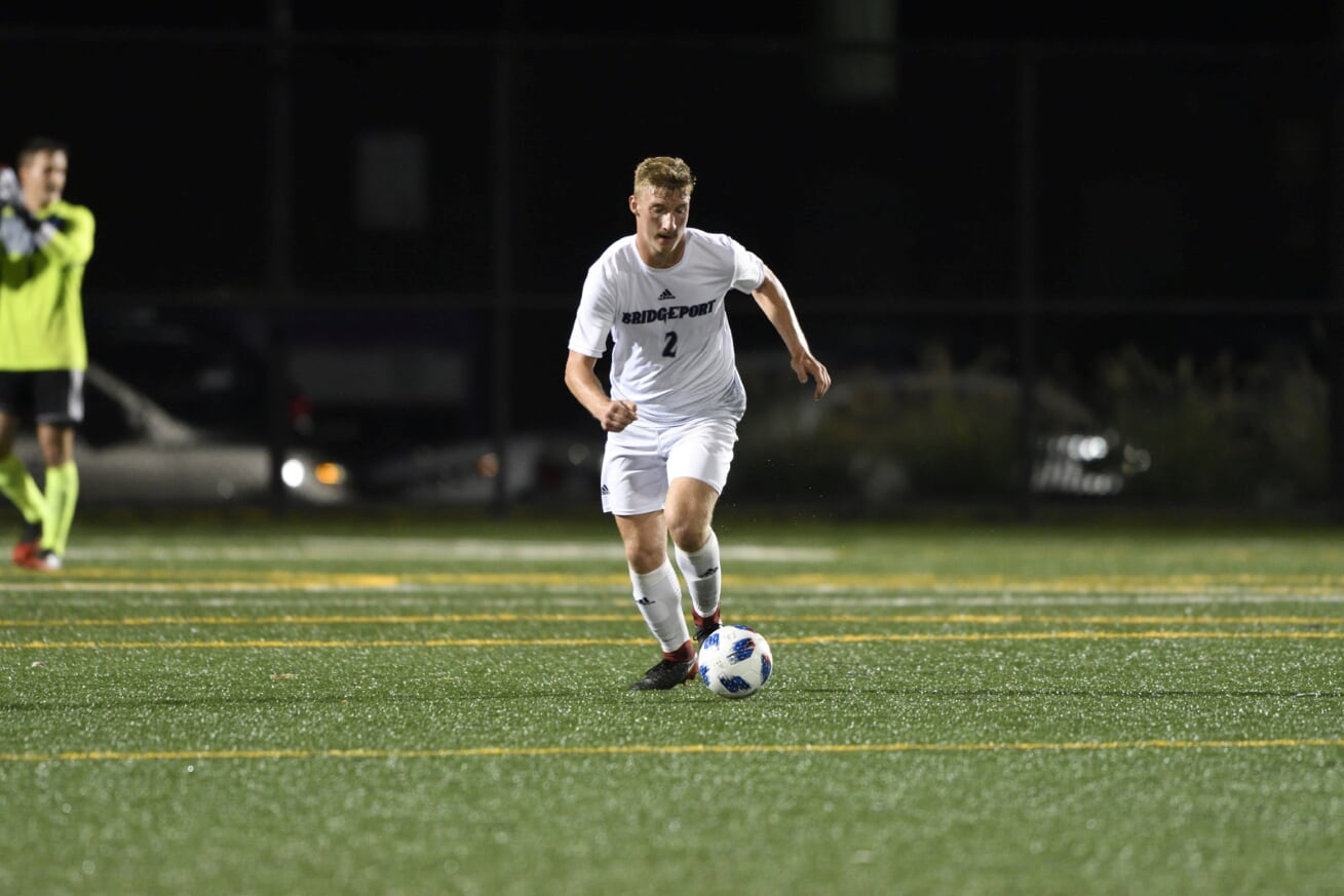 Goal Late In Second Overtime Gives Molloy A 2-1 Win Over UB Men's Soccer
