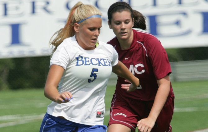 Plunkett Powers Women's Soccer To Victory