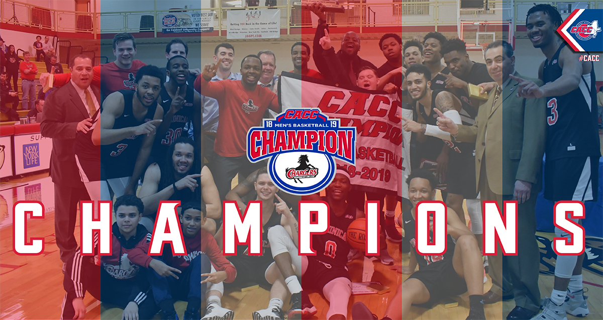 Dominican Caps Third-Straight Trip to Men's Basketball Final by Claiming the 2018-19 CACC Championship Crown