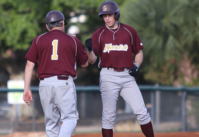 Baseball: Lasers sweep Cadets in GNAC DH