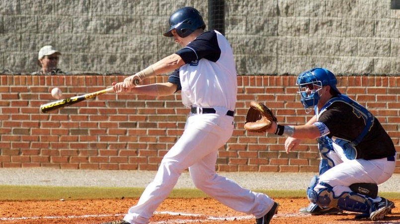 Cougars Split Double Header Against Gordon State