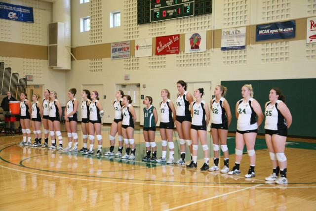 Volleyball Announces 2010 Schedule