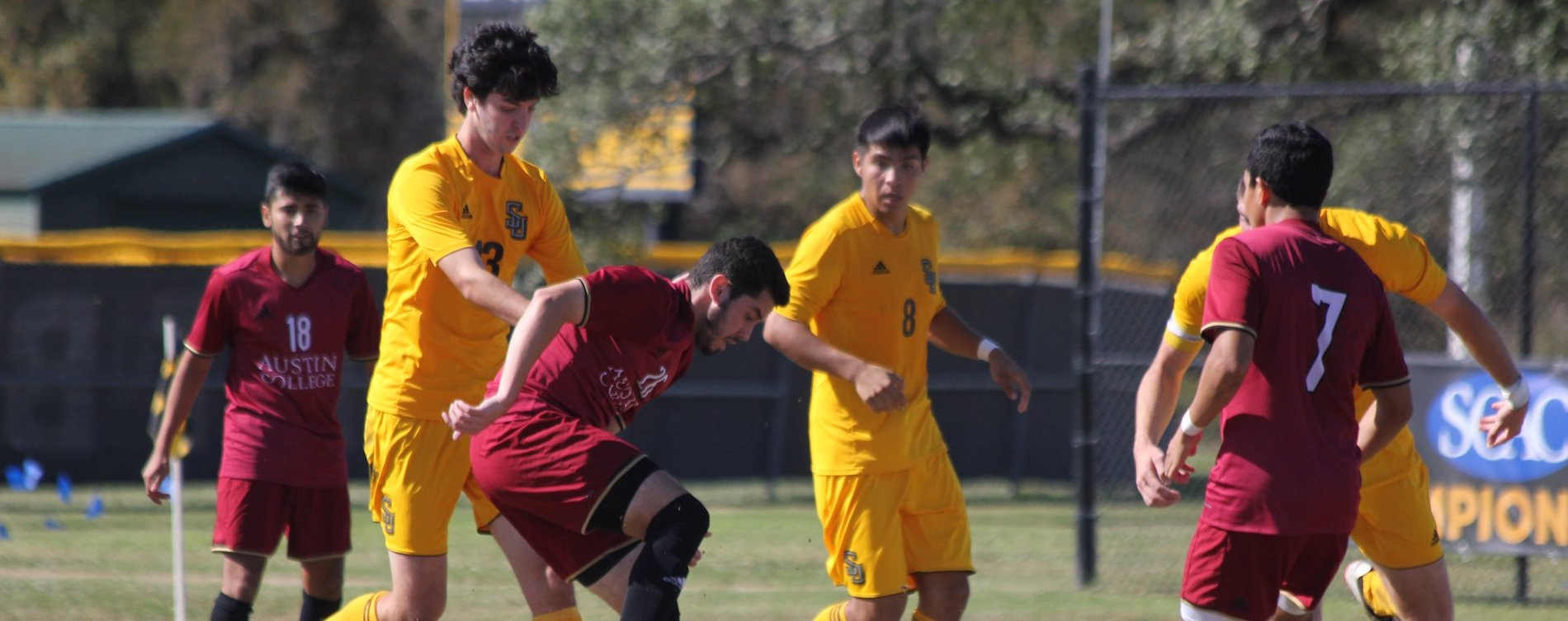 'Roo Men Fall in SCAC Quarterfinals