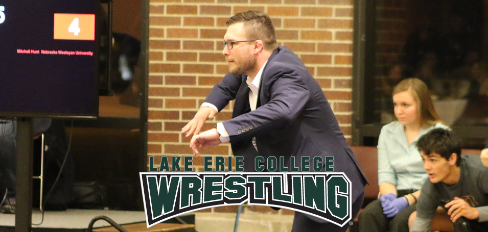 Storm Announces Jeff Breese as Head Wrestling Coach