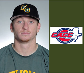 Brill Named CACC Baseball Player Of The Week