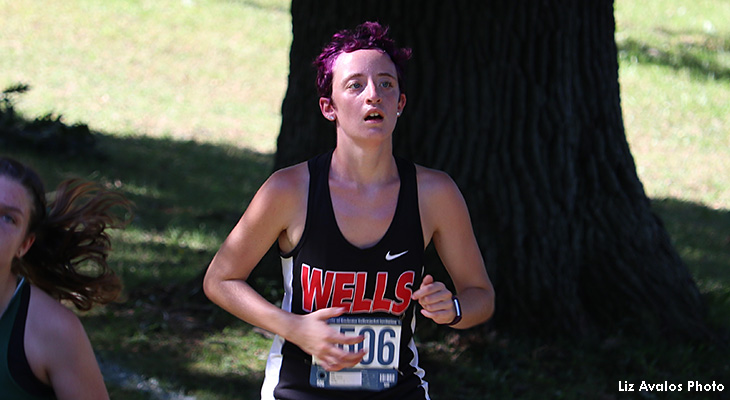 Women's Cross Country Eighth At Hamilton